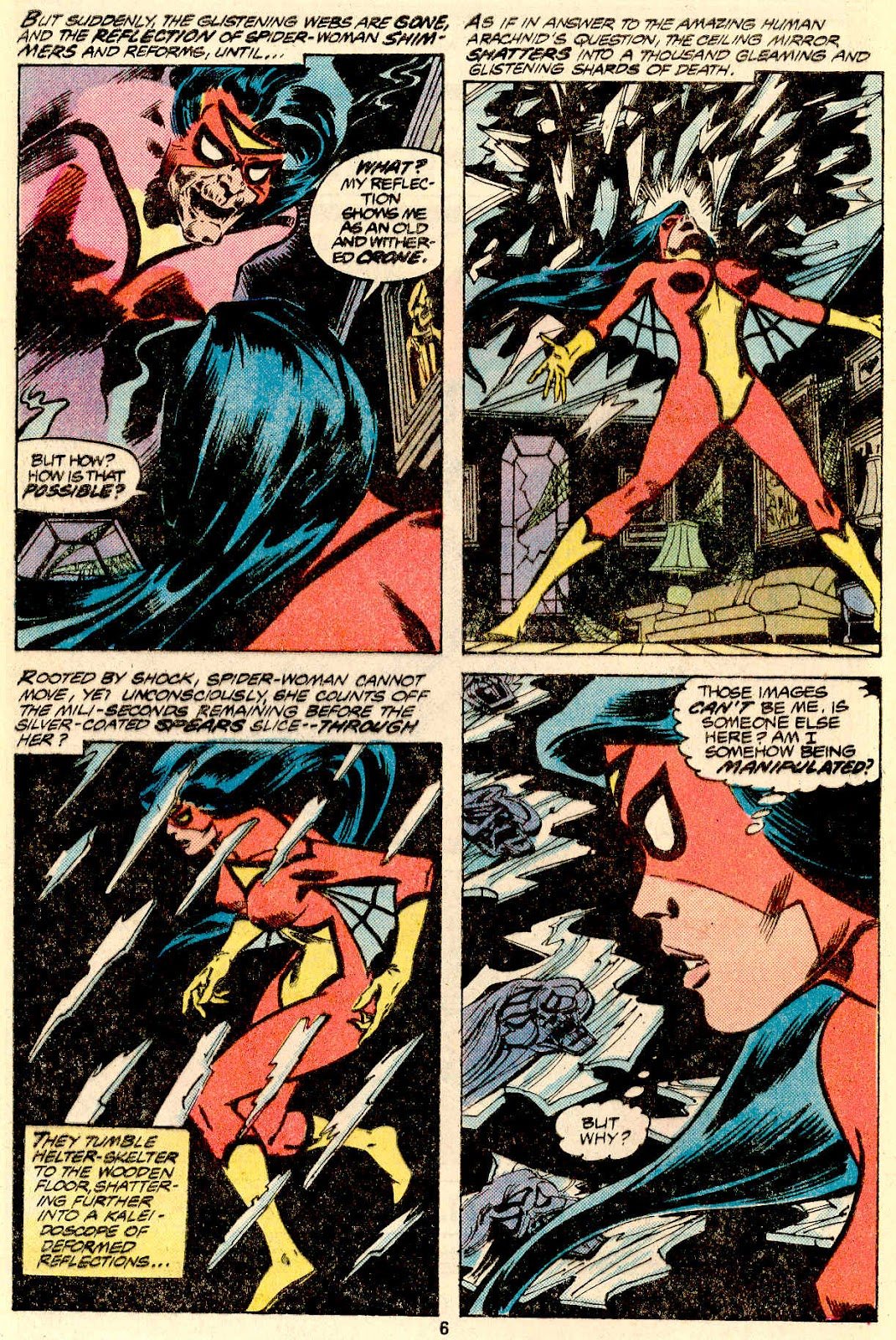 Spider-Woman (1978) Issue #5 #5 - English 6