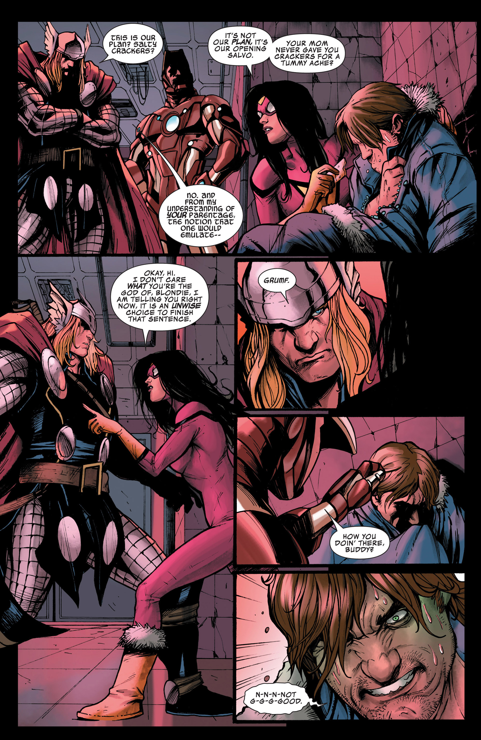 Avengers Assemble (2012) 10 Page 11