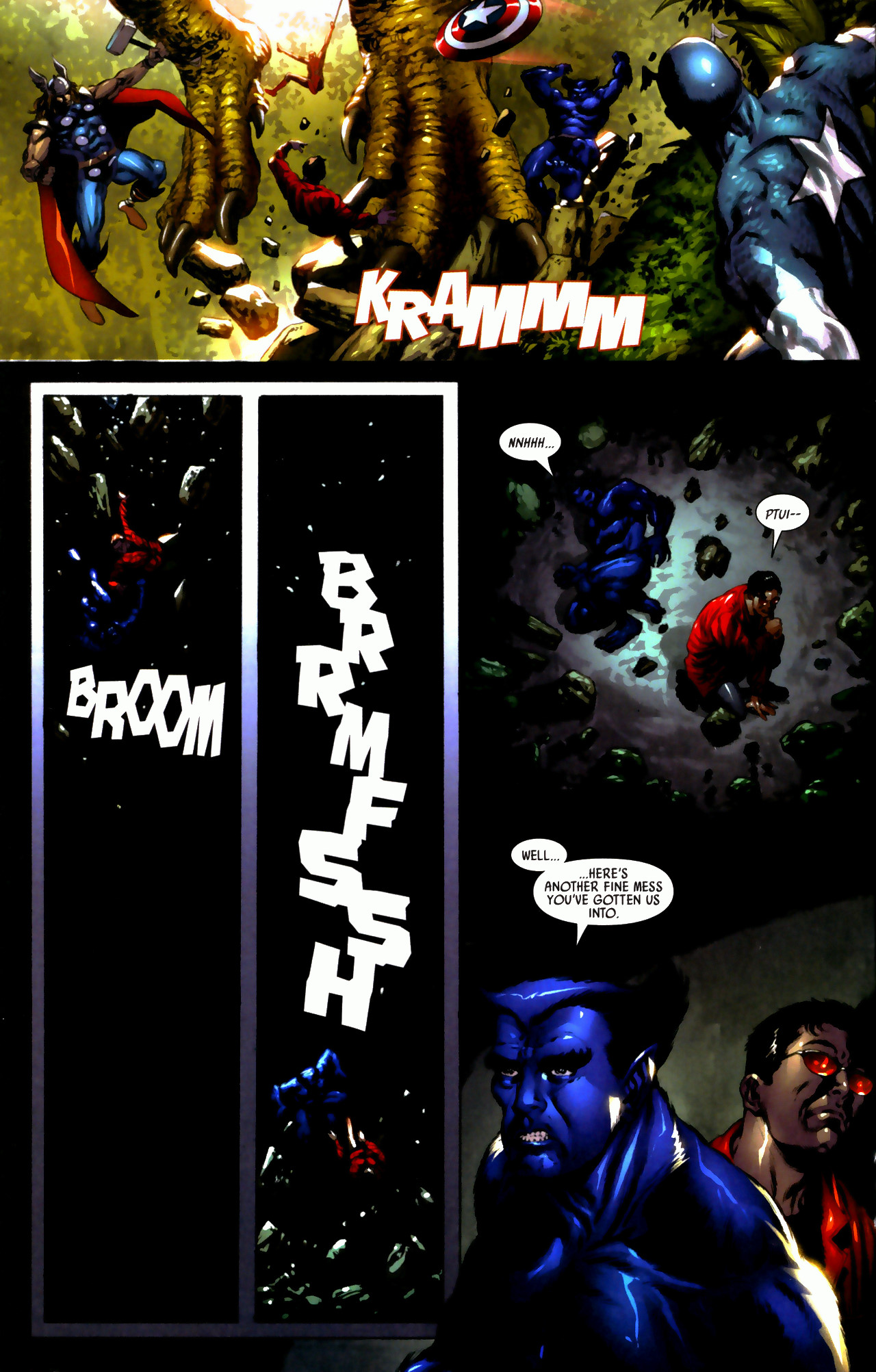 Read online Secret Invasion: Who Do You Trust? comic -  Issue # Full - 22