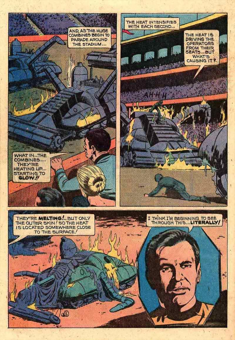 Star Trek (1967) #59 #59 - English 20