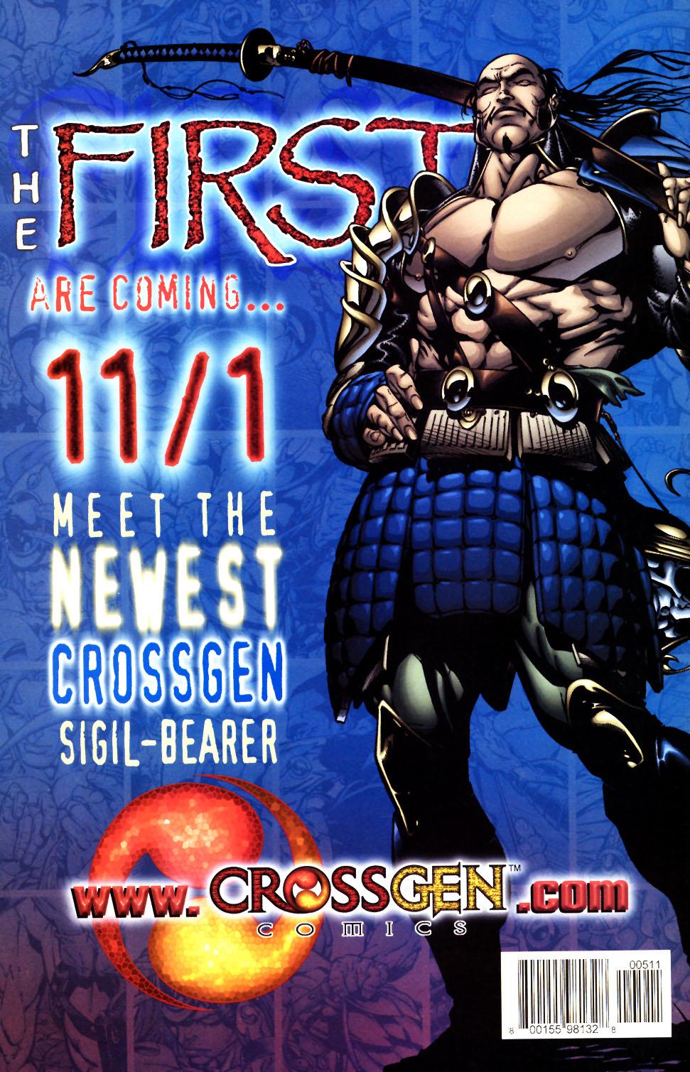Read online Scion comic -  Issue #5 - 31