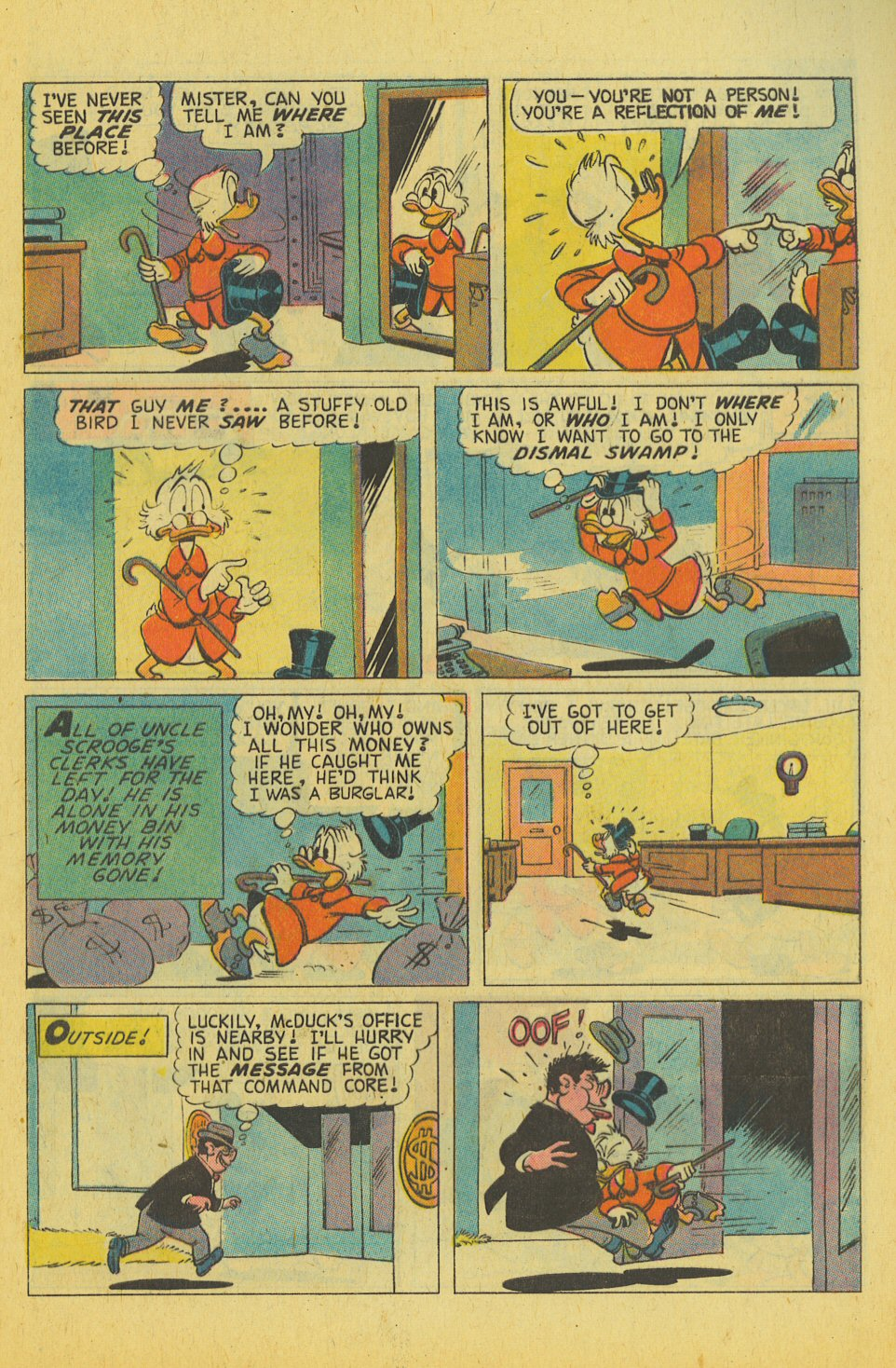 Uncle Scrooge (1953) Issue #123 #123 - English 9