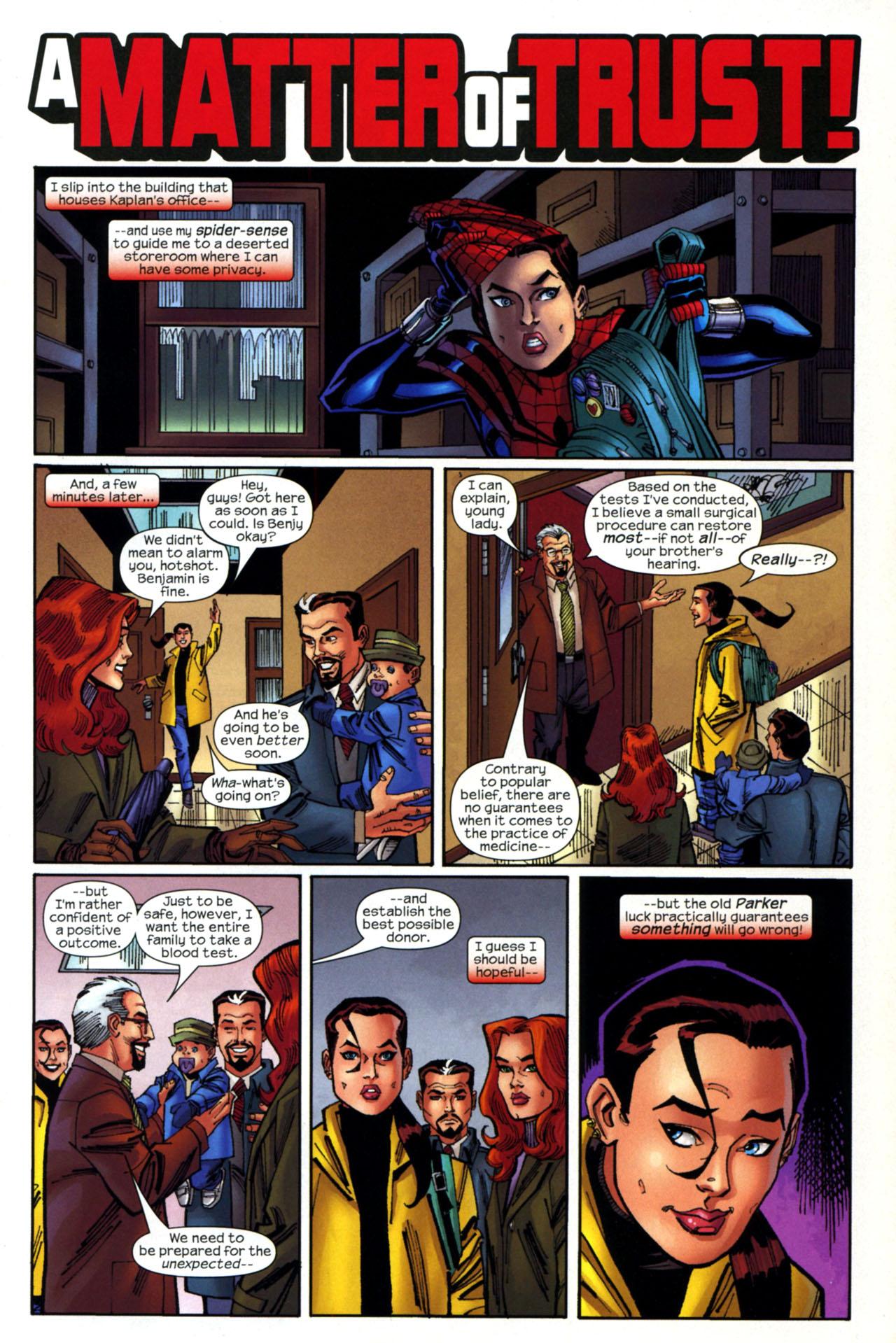 Amazing Spider-Girl #17 #14 - English 4