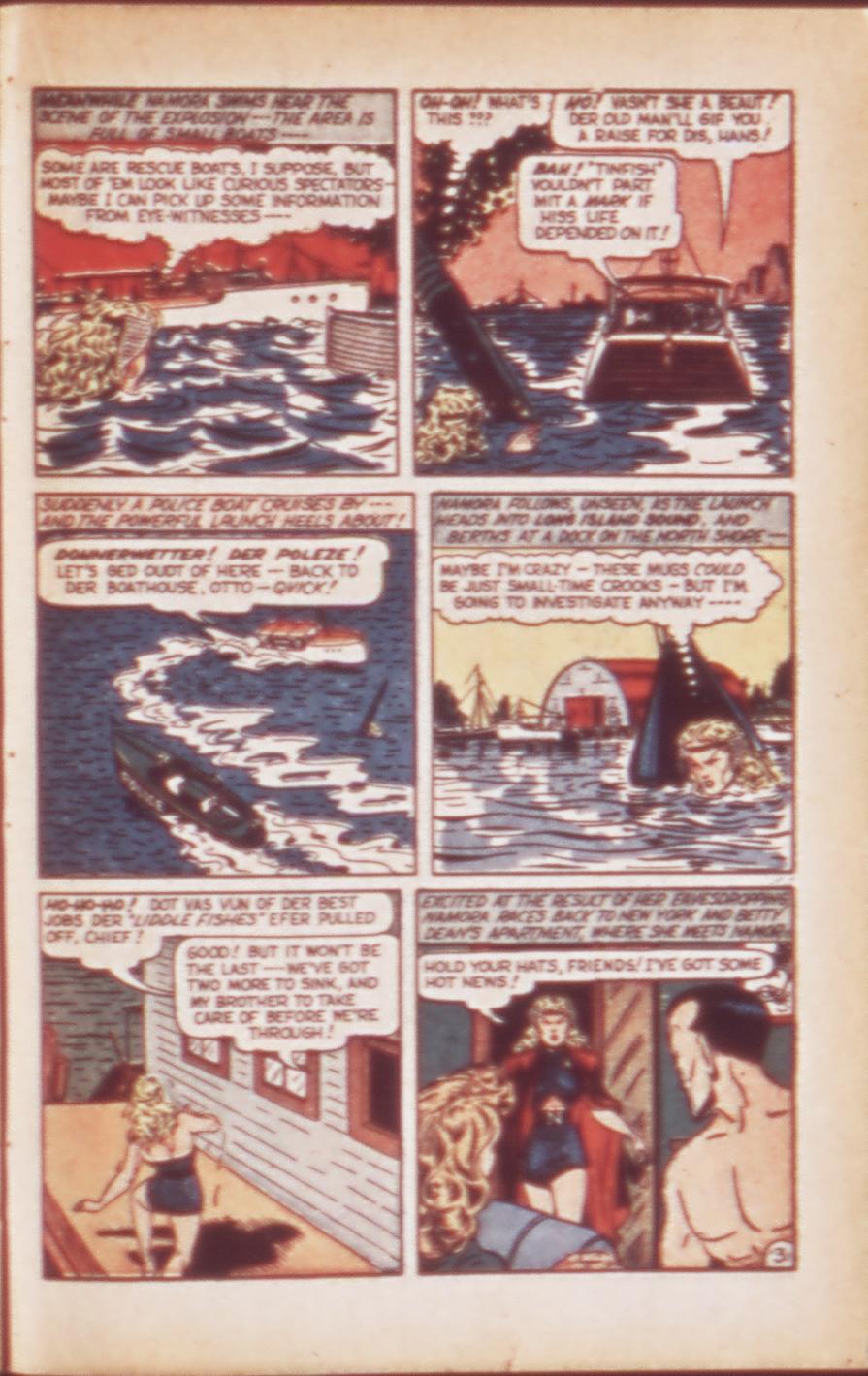 Sub-Mariner Comics #24 #24 - English 19