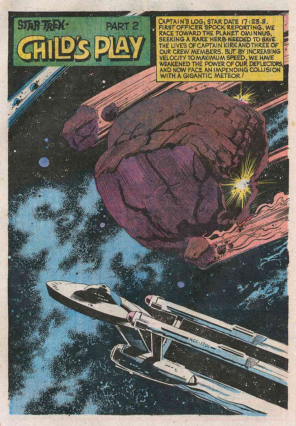 Star Trek (1967) Issue #23 #23 - English 15