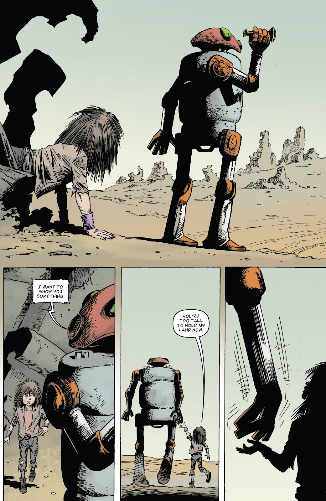 Zombies vs Robots (2015) Issue #5 Page 16