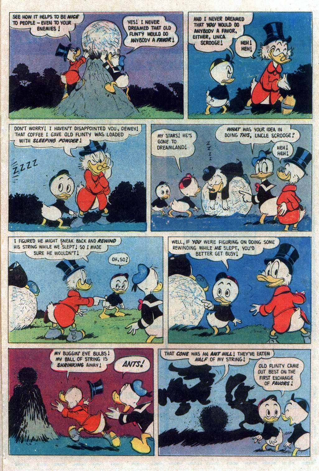 Uncle Scrooge (1953) Issue #160 #160 - English 17