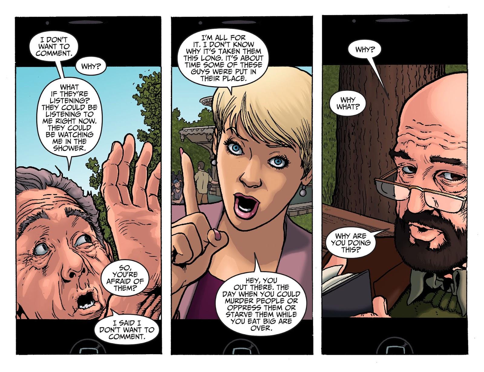 Injustice: Gods Among Us [I] Issue #19 #20 - English 4