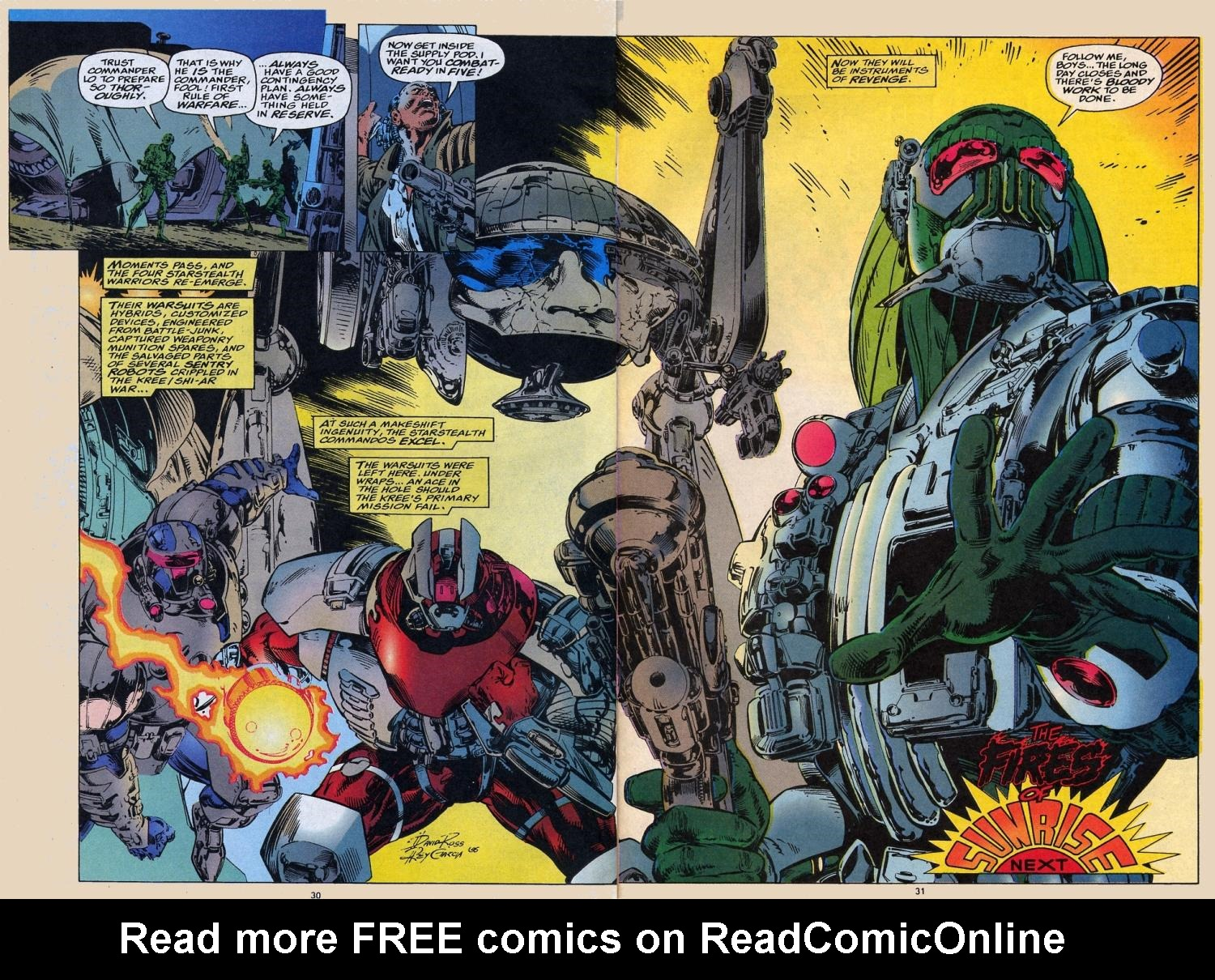 Force Works Issue #13 #13 - English 22