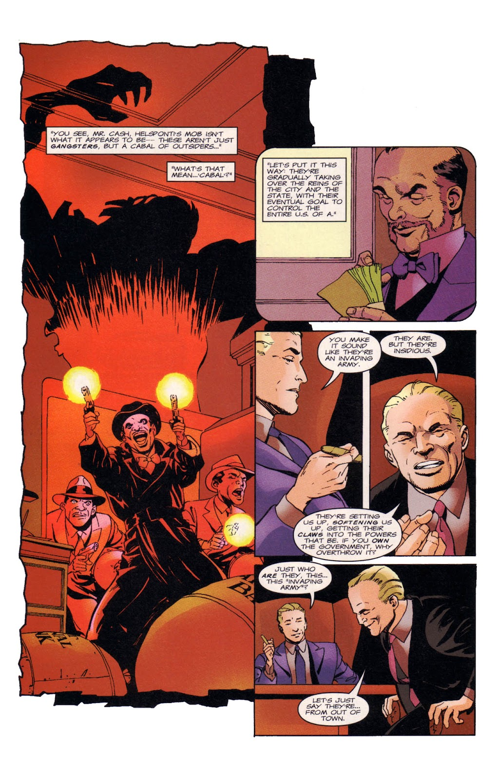 Read online Wild Times: Grifter comic -  Issue # Full - 15