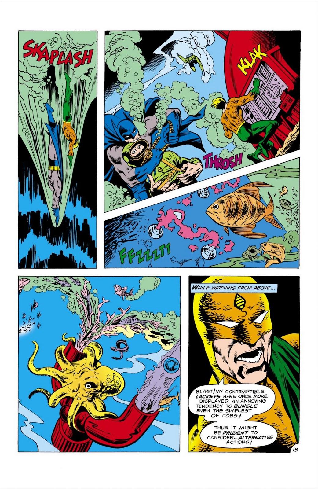 Aquaman (1962) Issue #61 #61 - English 14