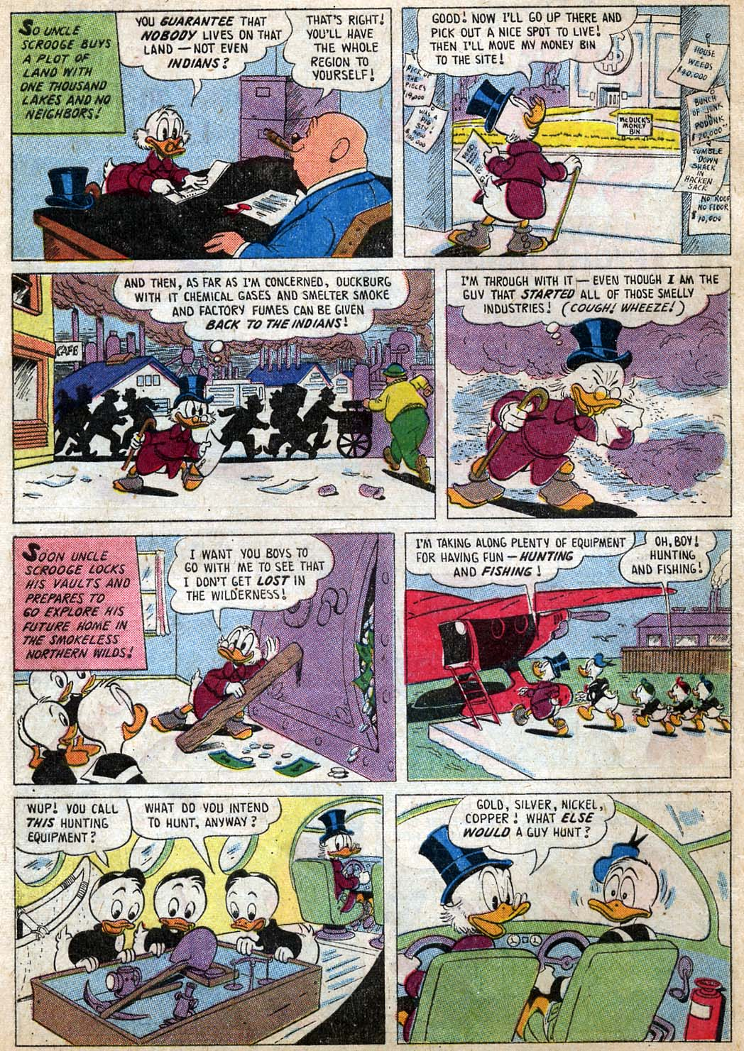 Uncle Scrooge (1953) #18 #387 - English 4