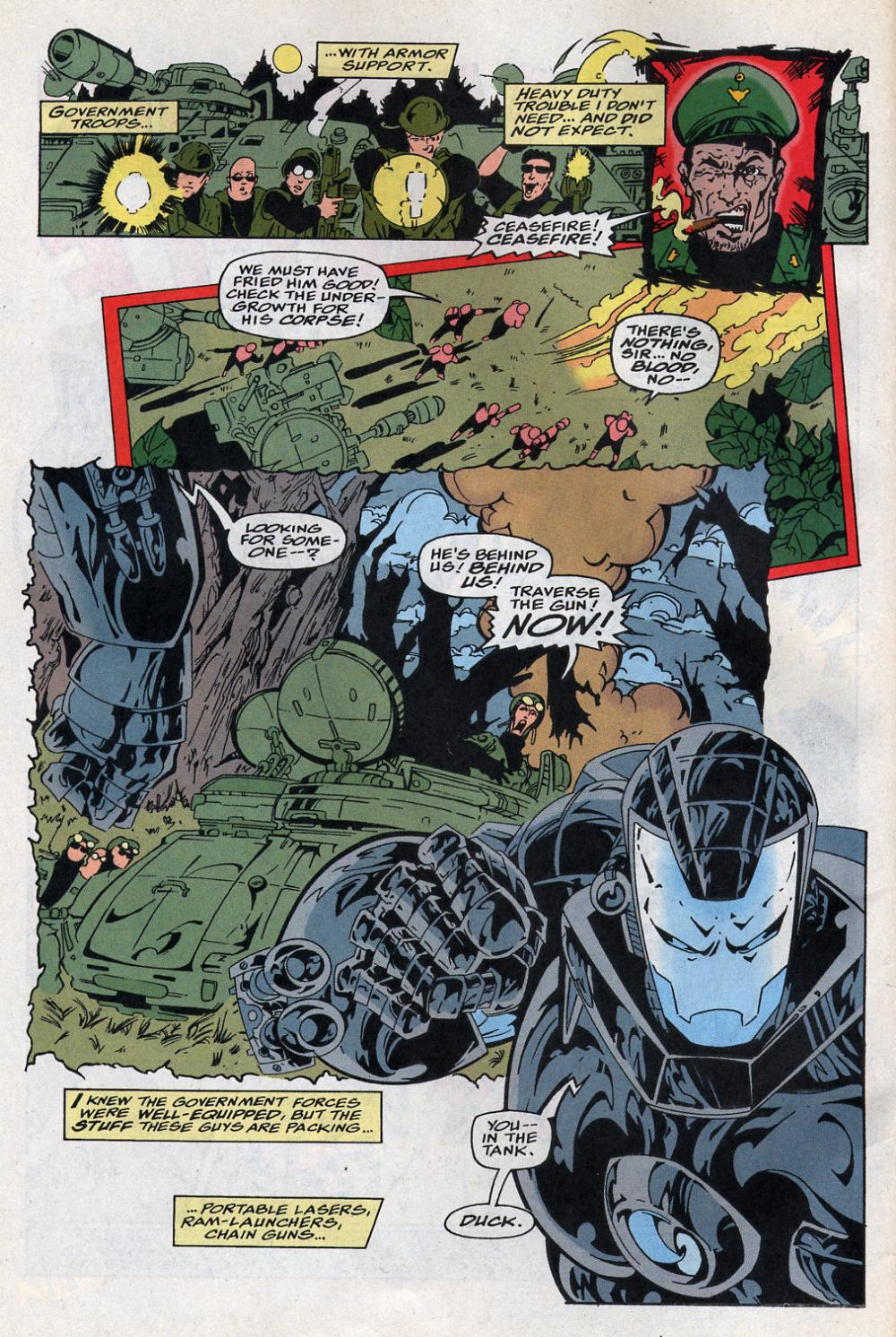 Force Works Issue #12 #12 - English 27