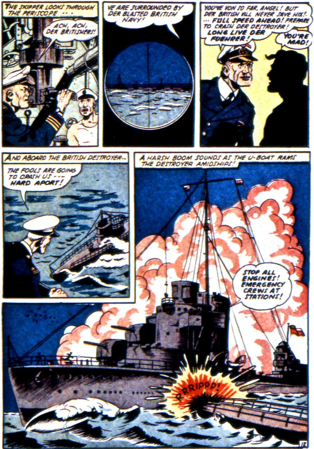Sub-Mariner Comics Issue #11 #11 - English 53