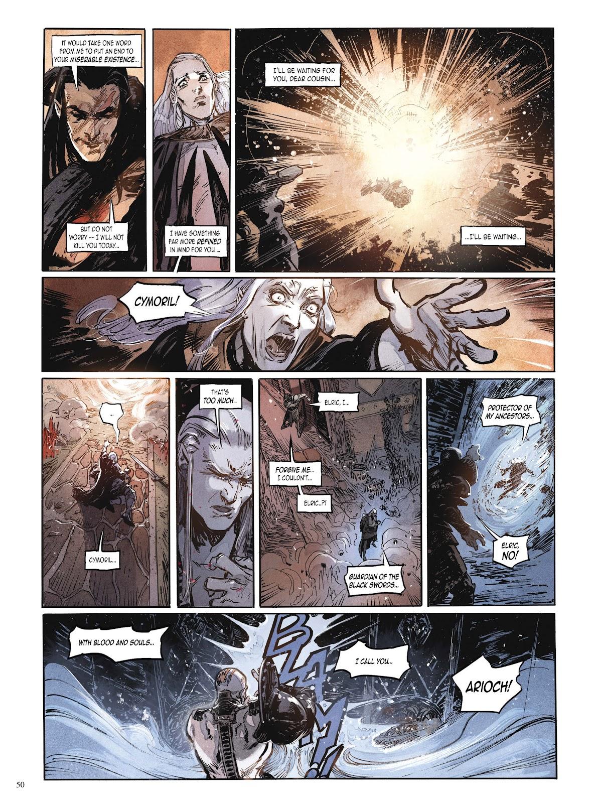 Elric (2014) TPB 1 #1 - English 49