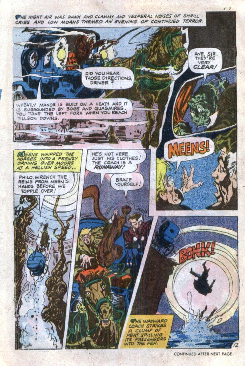 Read online Scary Tales comic -  Issue #29 - 16