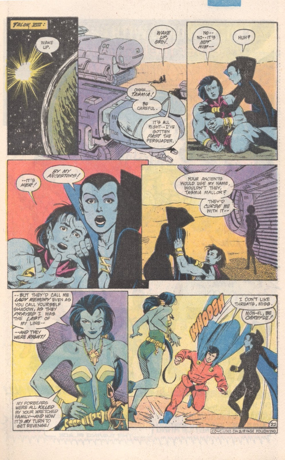 Tales of the Legion Issue #318 #5 - English 23