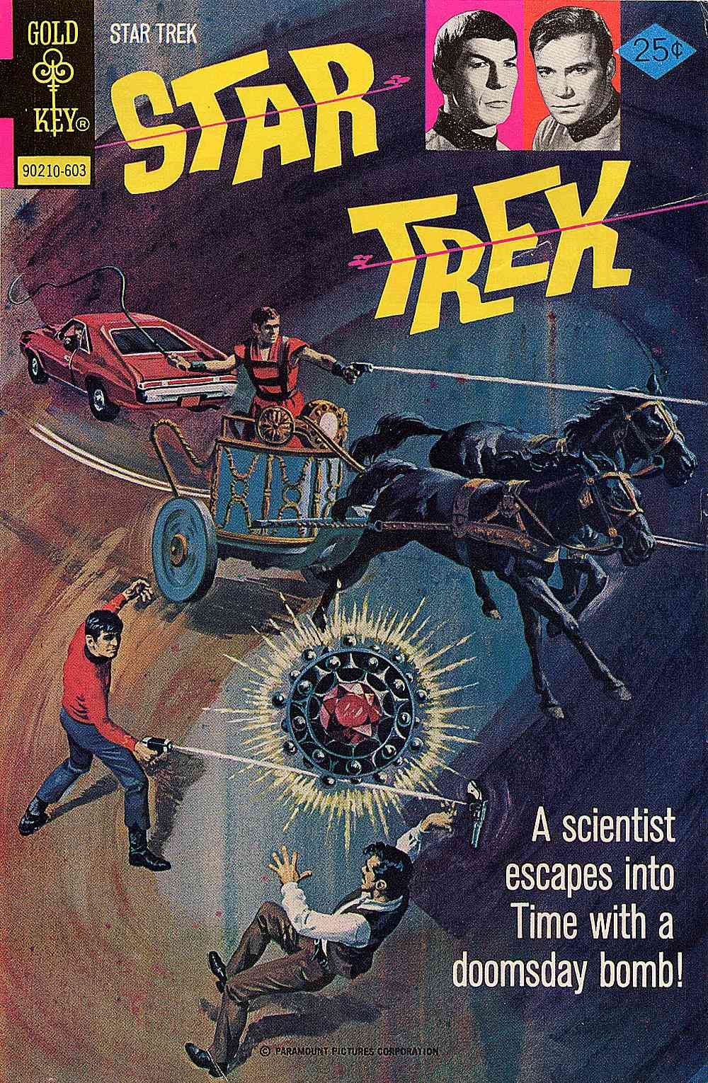 Star Trek (1967) Issue #36 #36 - English 1