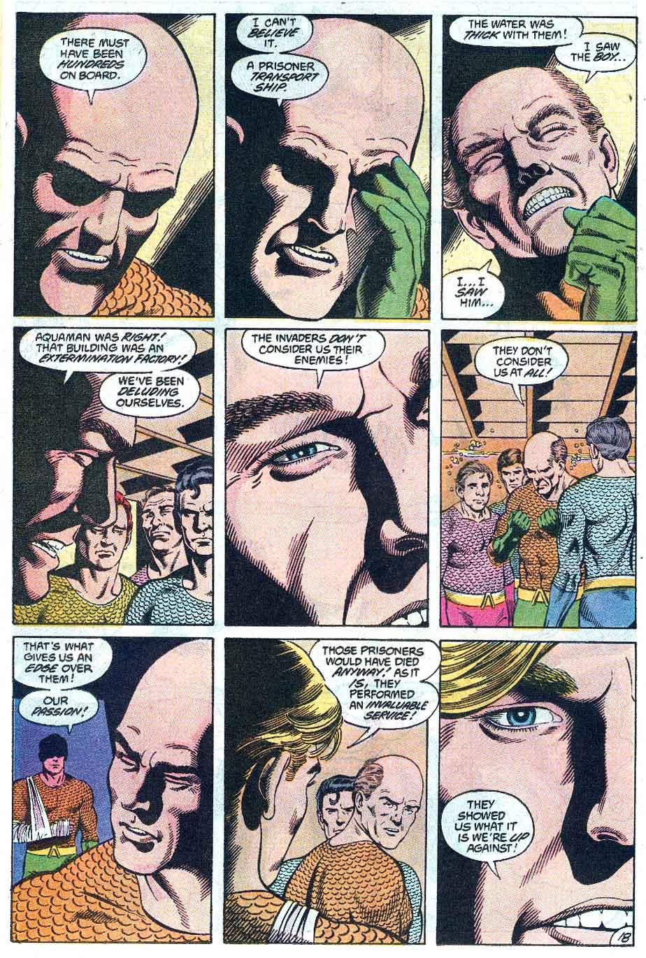 Aquaman (1989) 2 Page 18