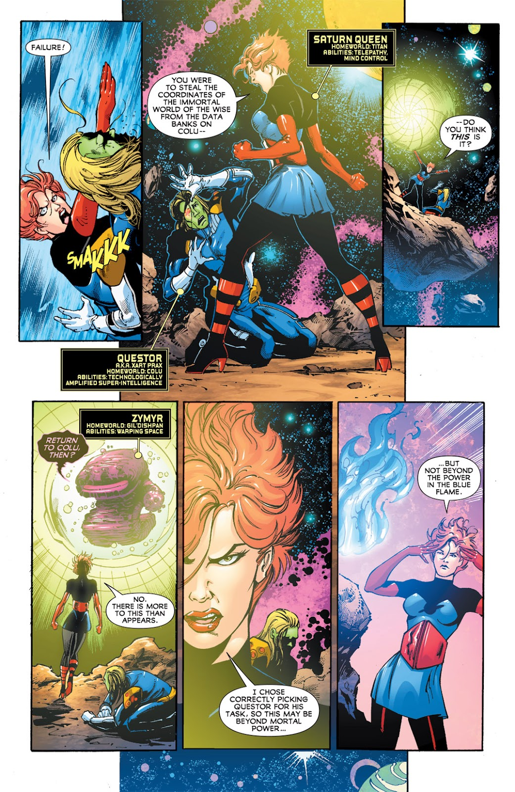 Legion of Super-Heroes (2010) Issue #13 #14 - English 6