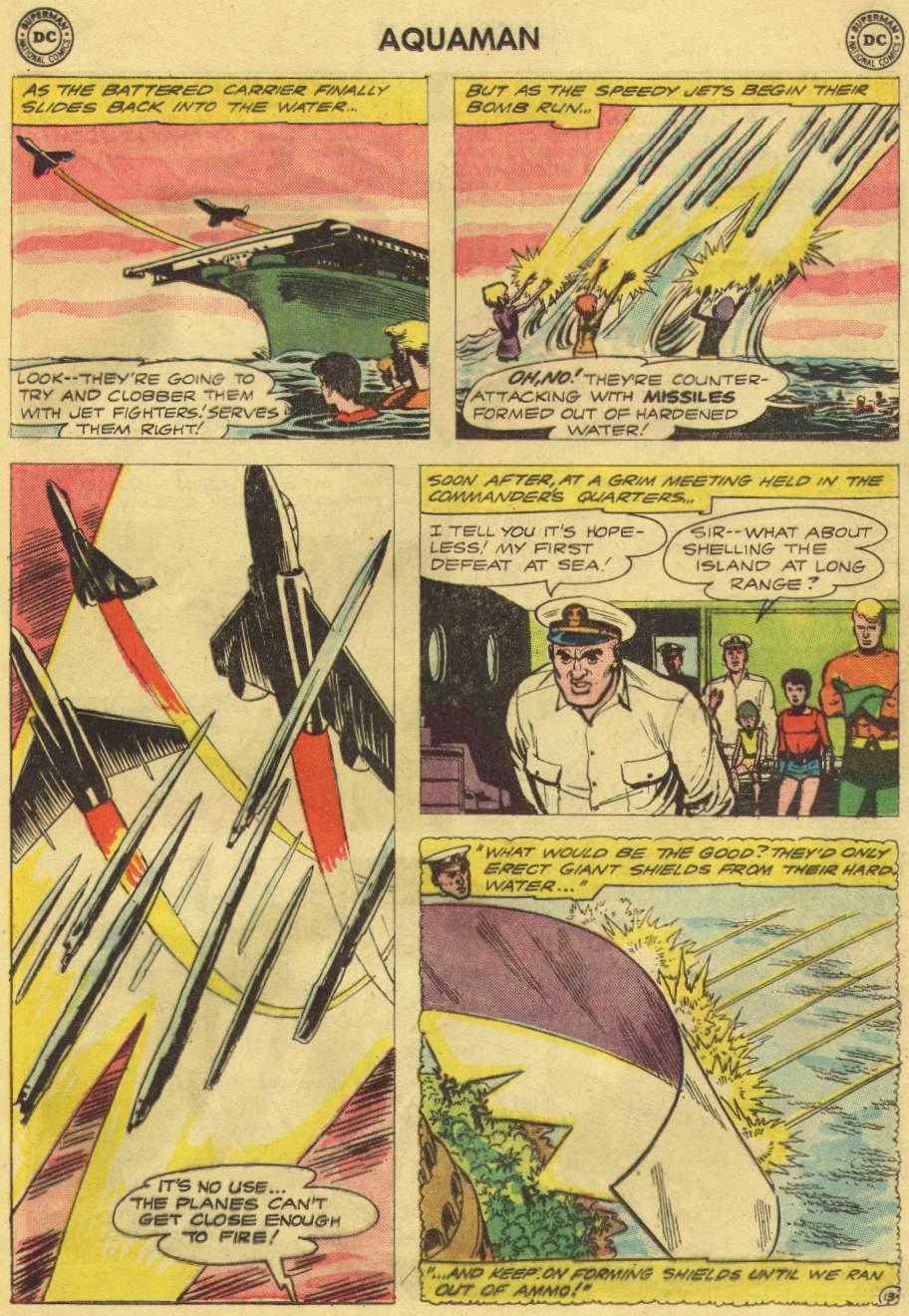 Aquaman (1962) Issue #10 #10 - English 17