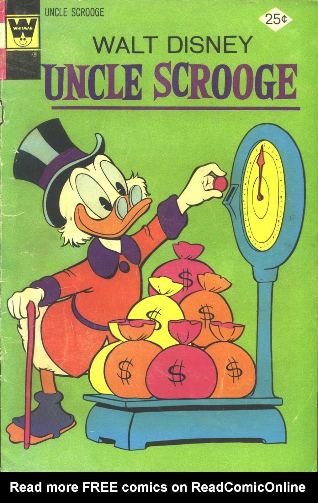 Uncle Scrooge (1953) Issue #113 #113 - English 1