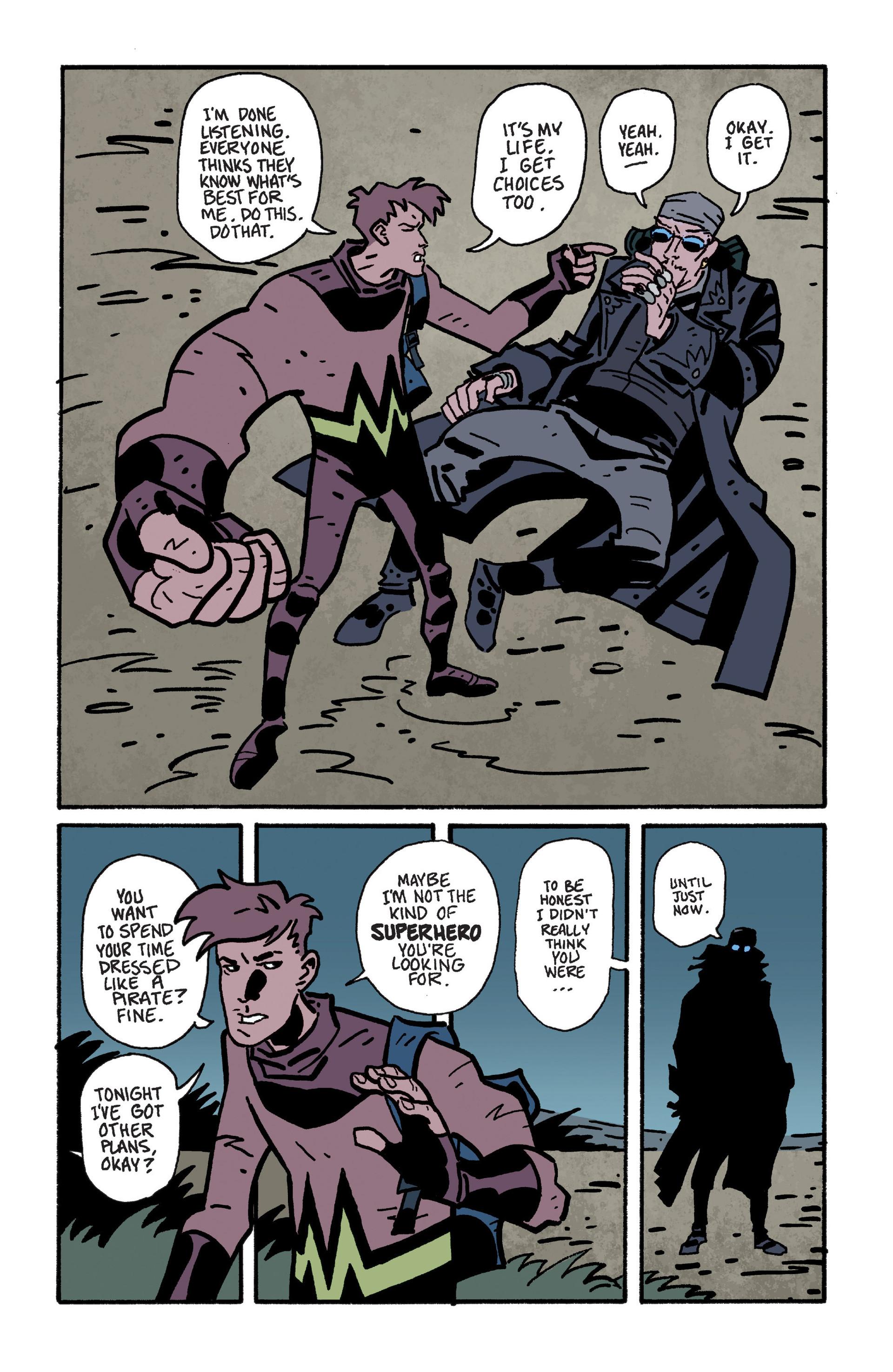 Mudman #6 #7 - English 23