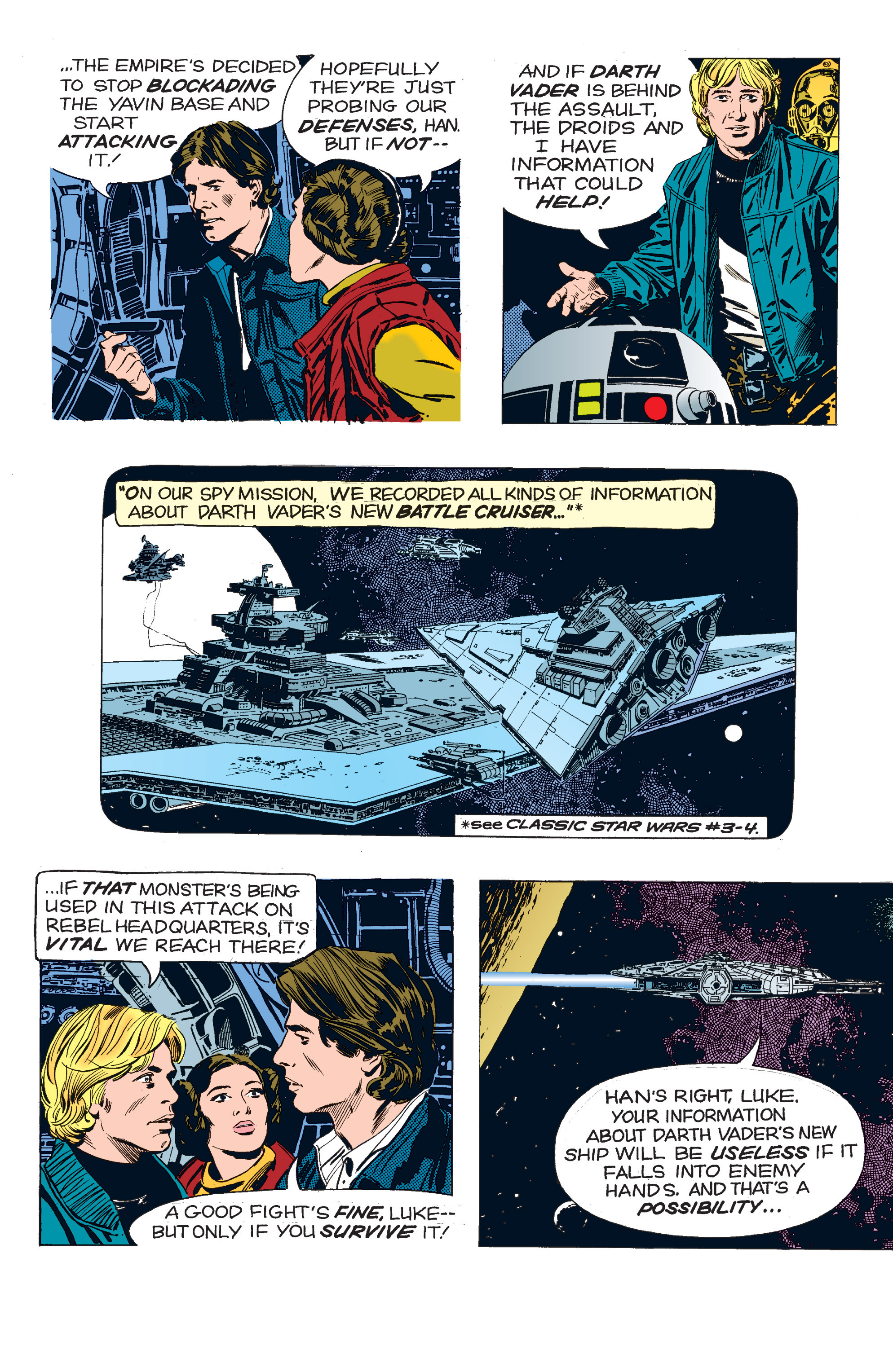 Classic Star Wars #7 #7 - English 18