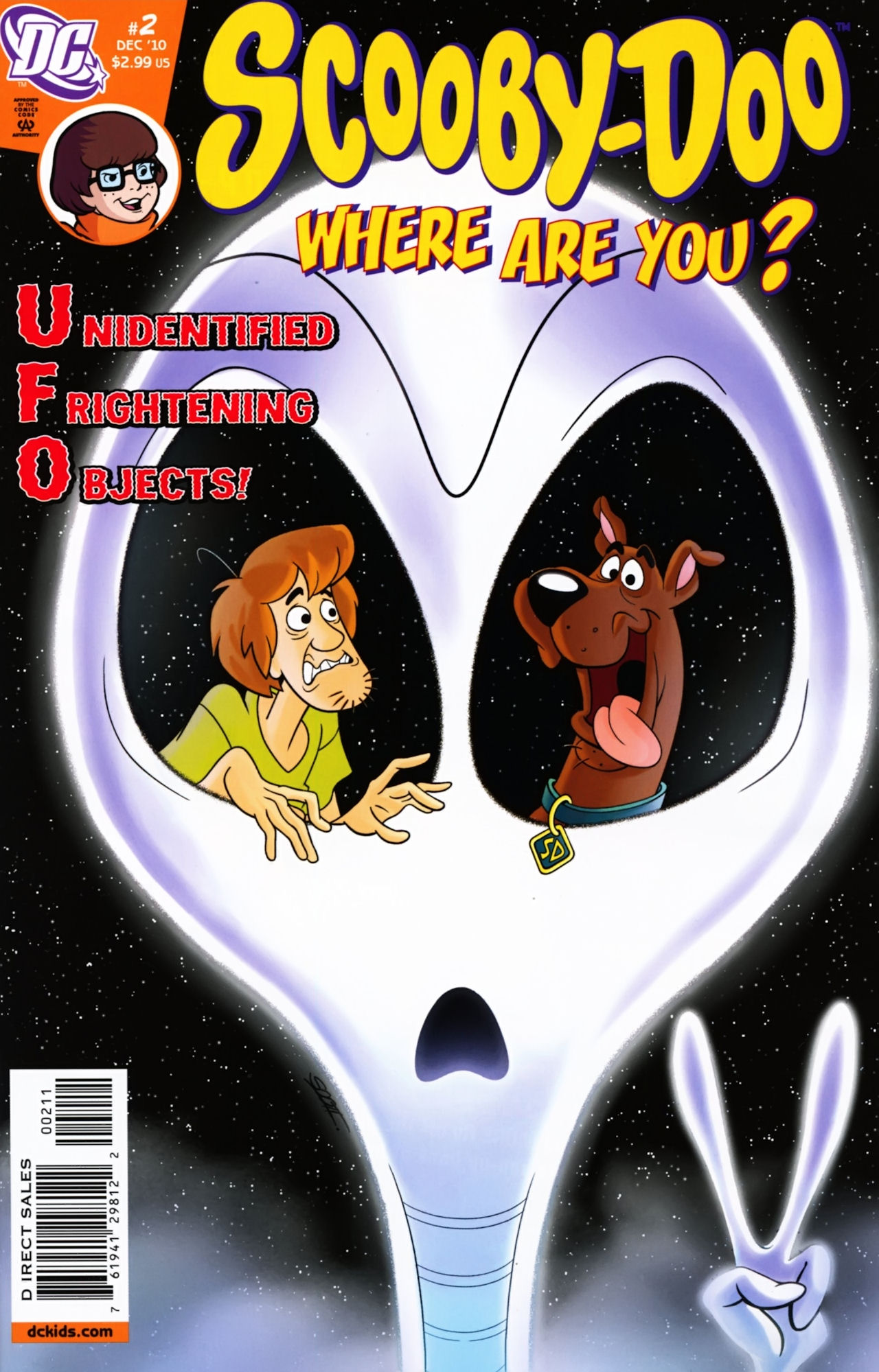Read online Scooby-Doo: Where Are You? comic -  Issue #2 - 1