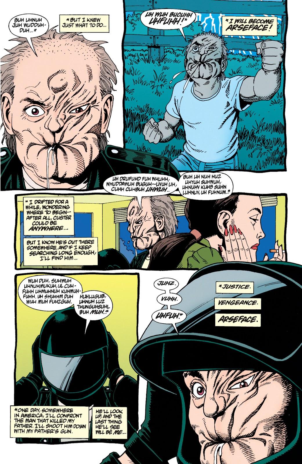 Preacher Issue #29 #38 - English 14