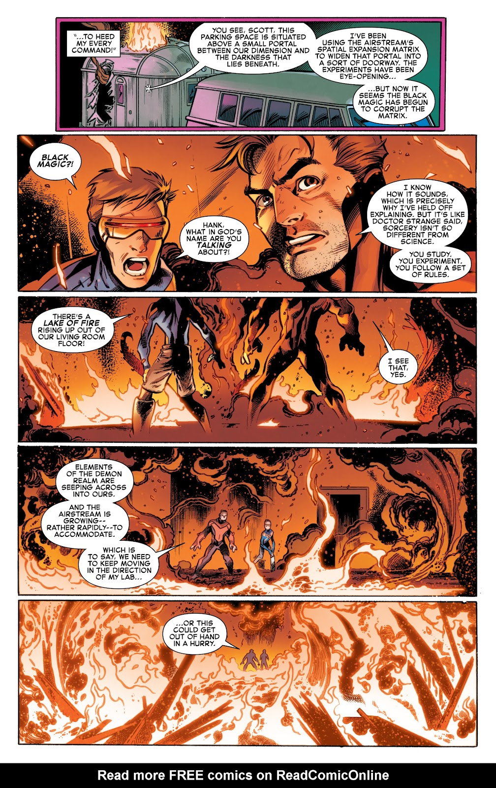 All-New X-Men (2016) Issue #15 #17 - English 10
