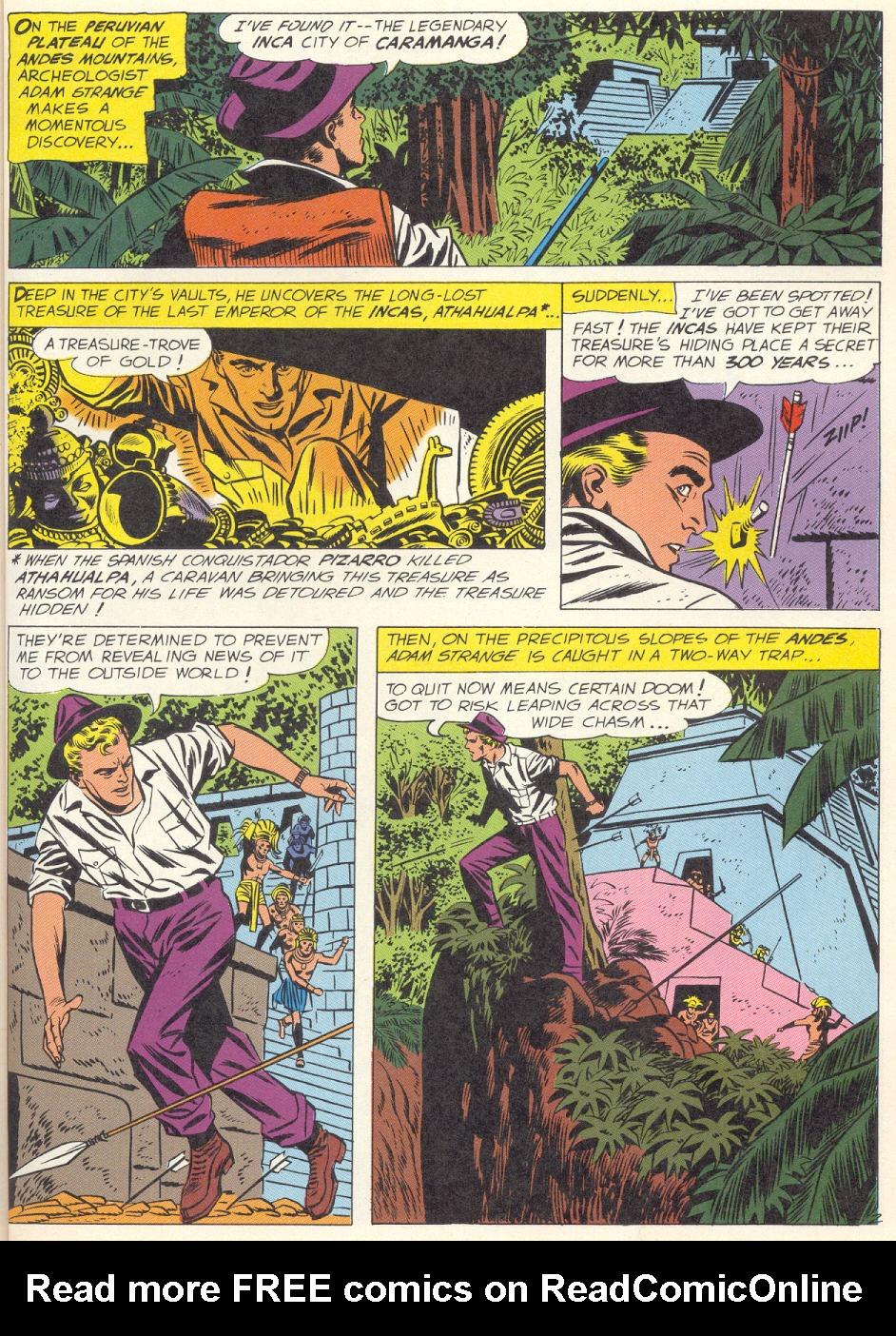 Read online Secret Origins (1961) comic -  Issue # Full - 16