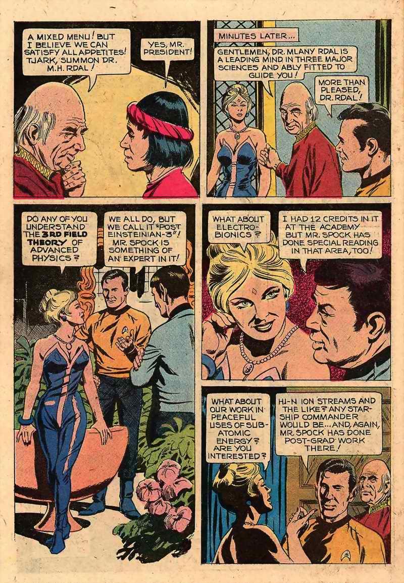 Star Trek (1967) #59 #59 - English 8
