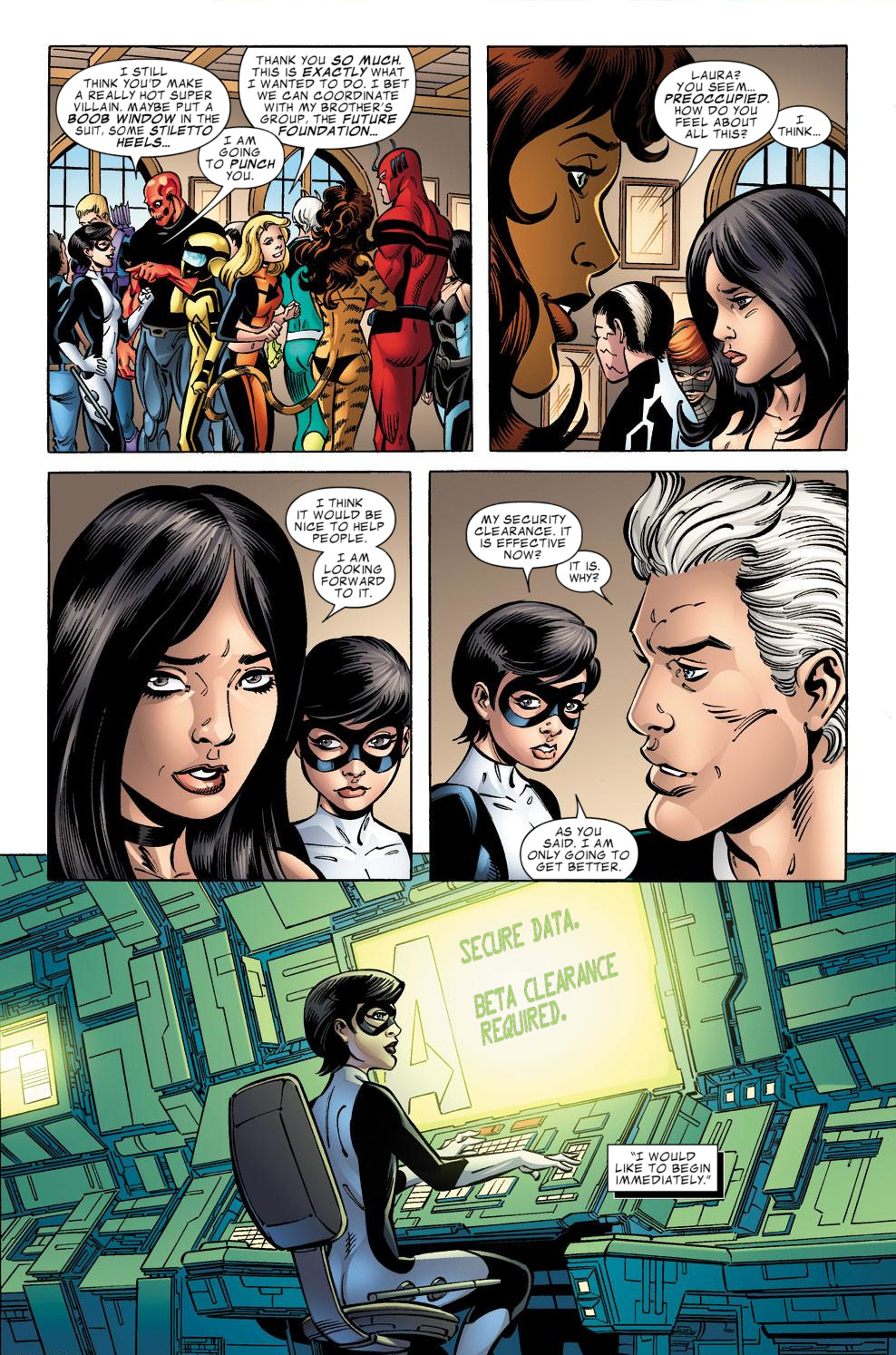 Avengers Academy Issue #39 #40 - English 19
