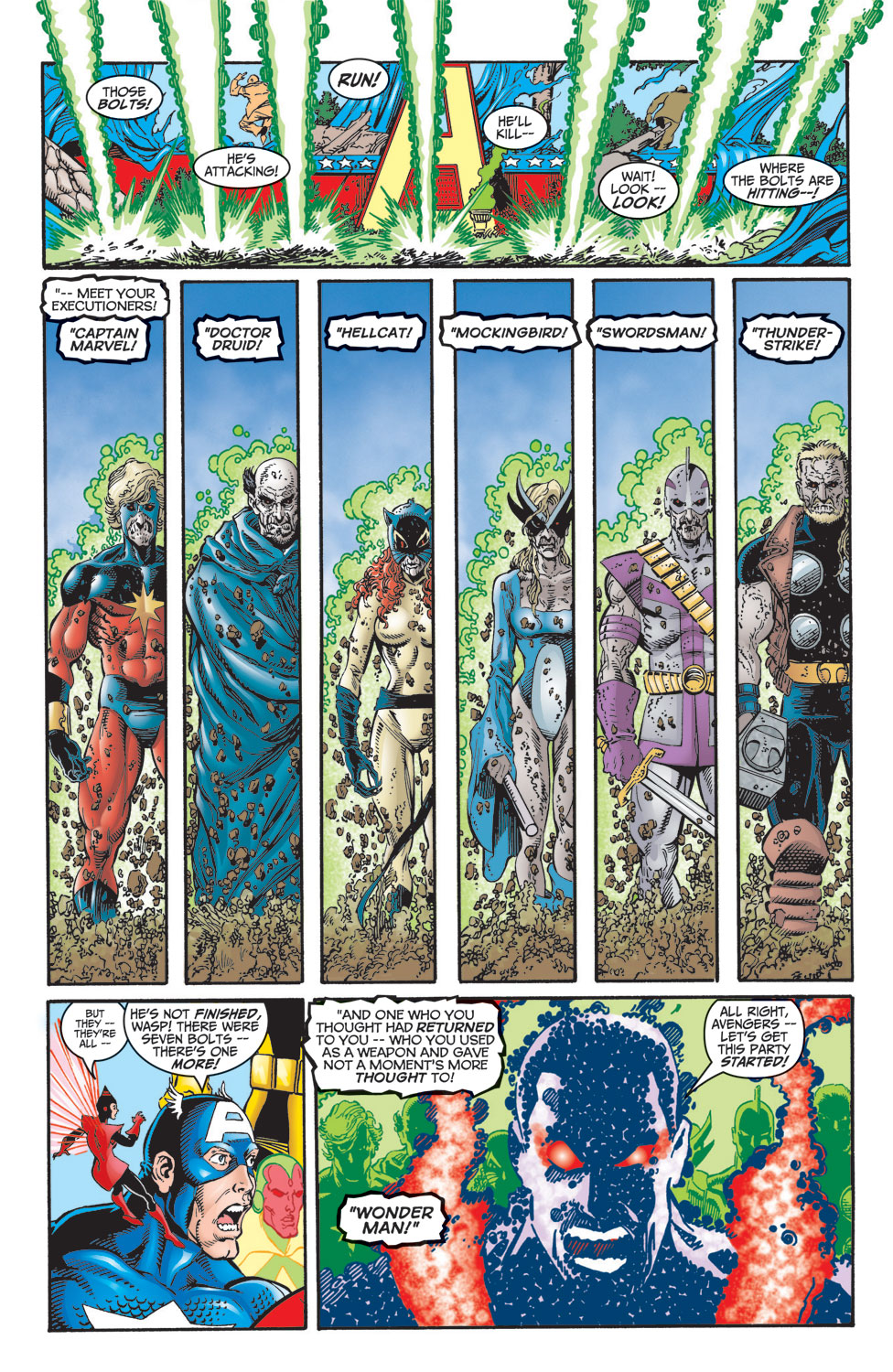 Read online Avengers (1998) comic -  Issue #10 - 17