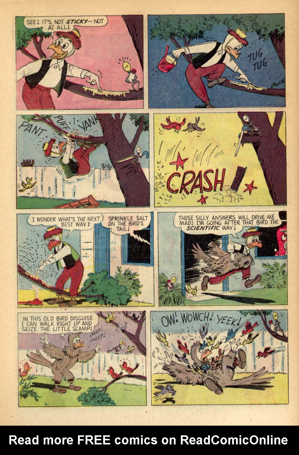 Uncle Scrooge (1953) Issue #66 #66 - English 32