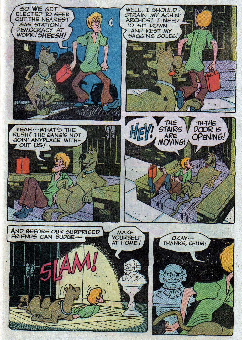 Read online Scooby-Doo... Mystery Comics comic -  Issue #26 - 23