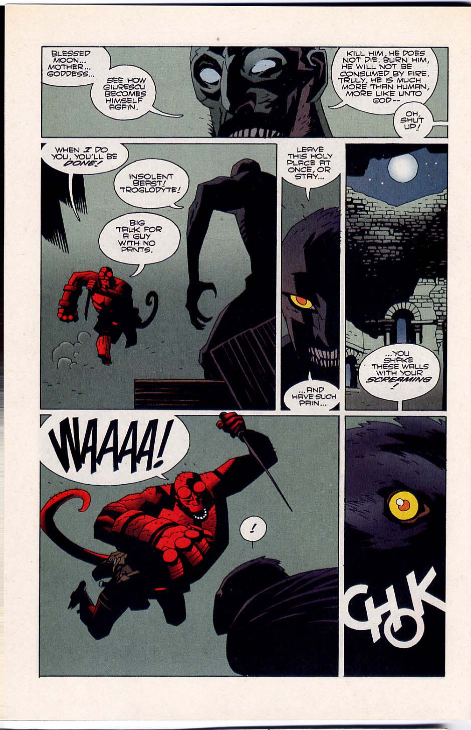 Hellboy: Wake the Devil Issue #3 #3 - English 6