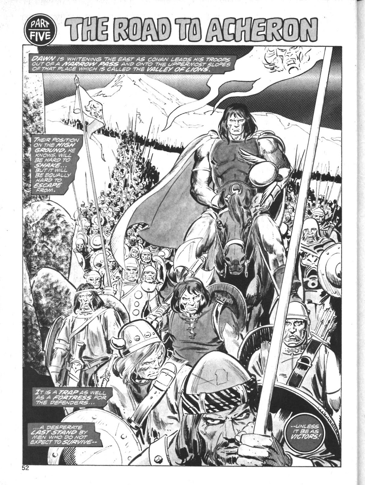 The Savage Sword Of Conan Issue #10 #11 - English 41