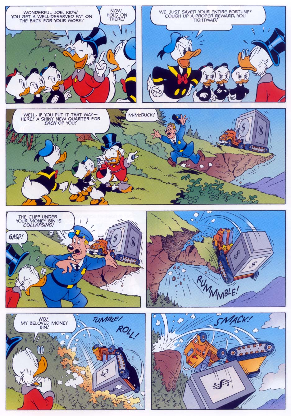 Uncle Scrooge (1953) Issue #332 #332 - English 63