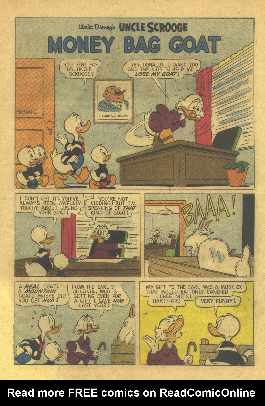 Uncle Scrooge (1953) Issue #36 #36 - English 25