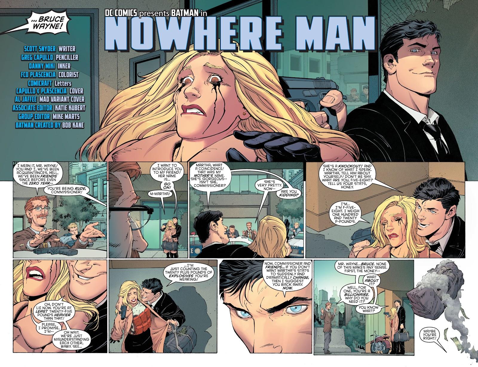 Batman (2011) Issue #19 #34 - English 4
