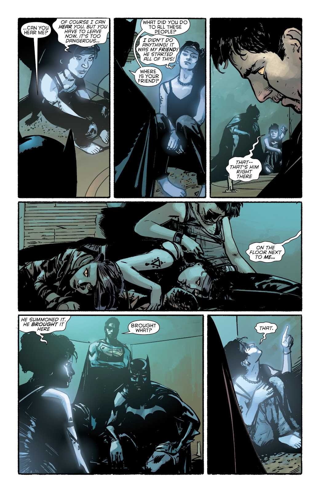 Batman (2011) Issue #19 #34 - English 28