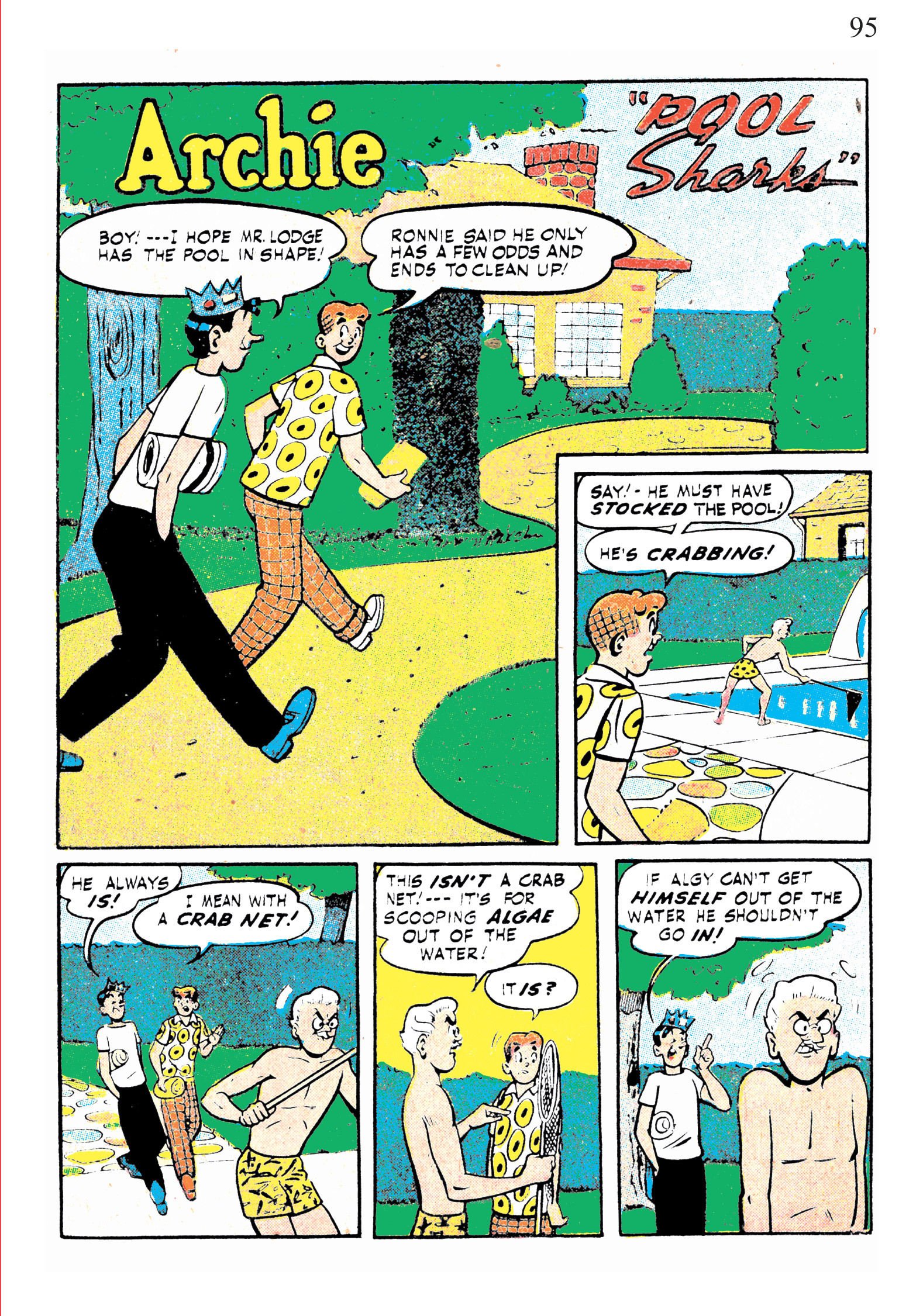 Read online The Best of Archie Comics comic -  Issue # TPB 1 (Part 1) - 93