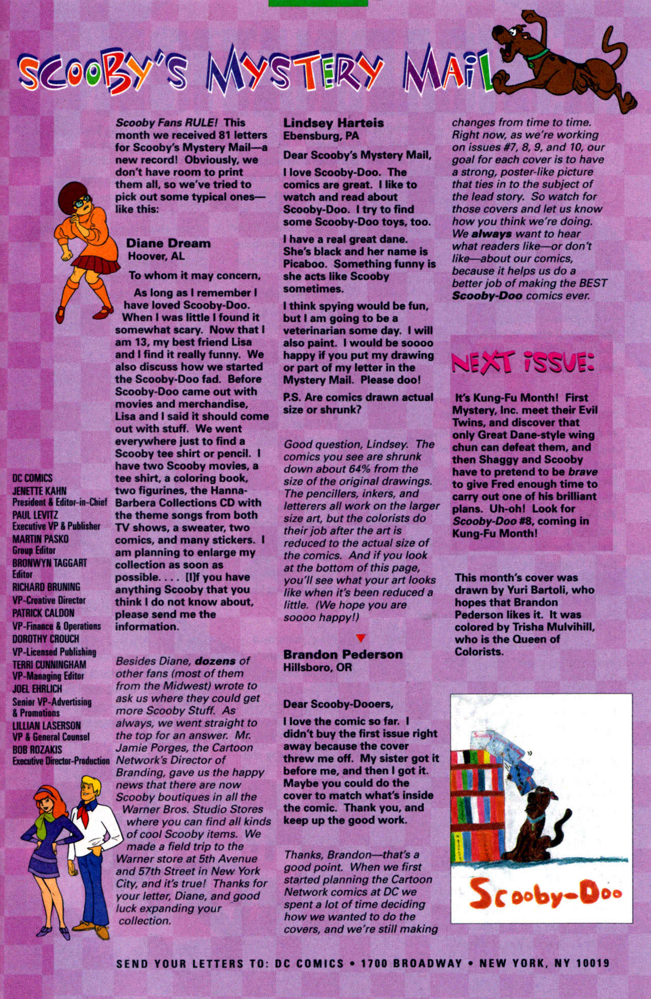 Read online Scooby-Doo (1997) comic -  Issue #7 - 24