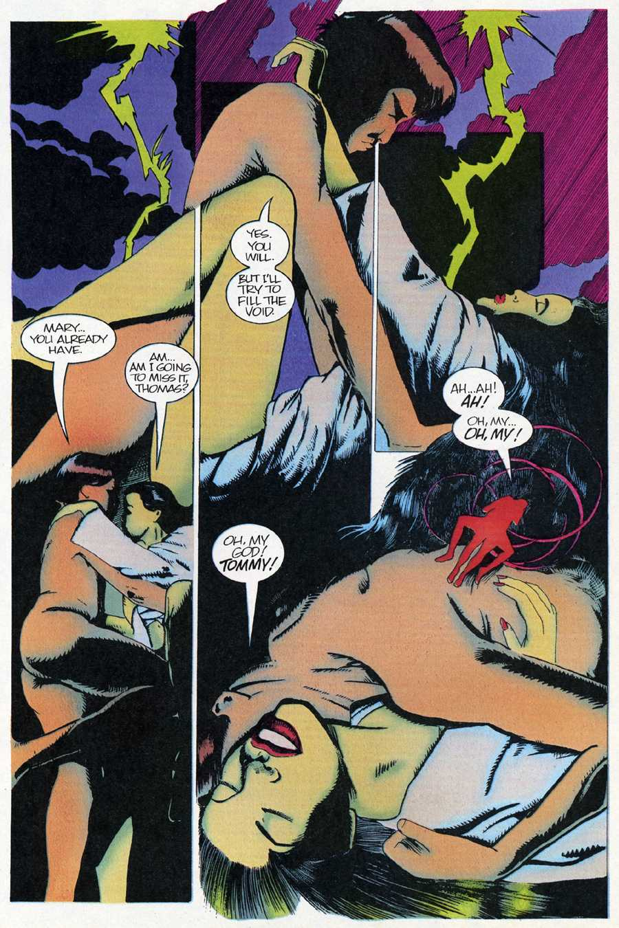 Read online Elementals Sex Special comic -  Issue #4 - 9