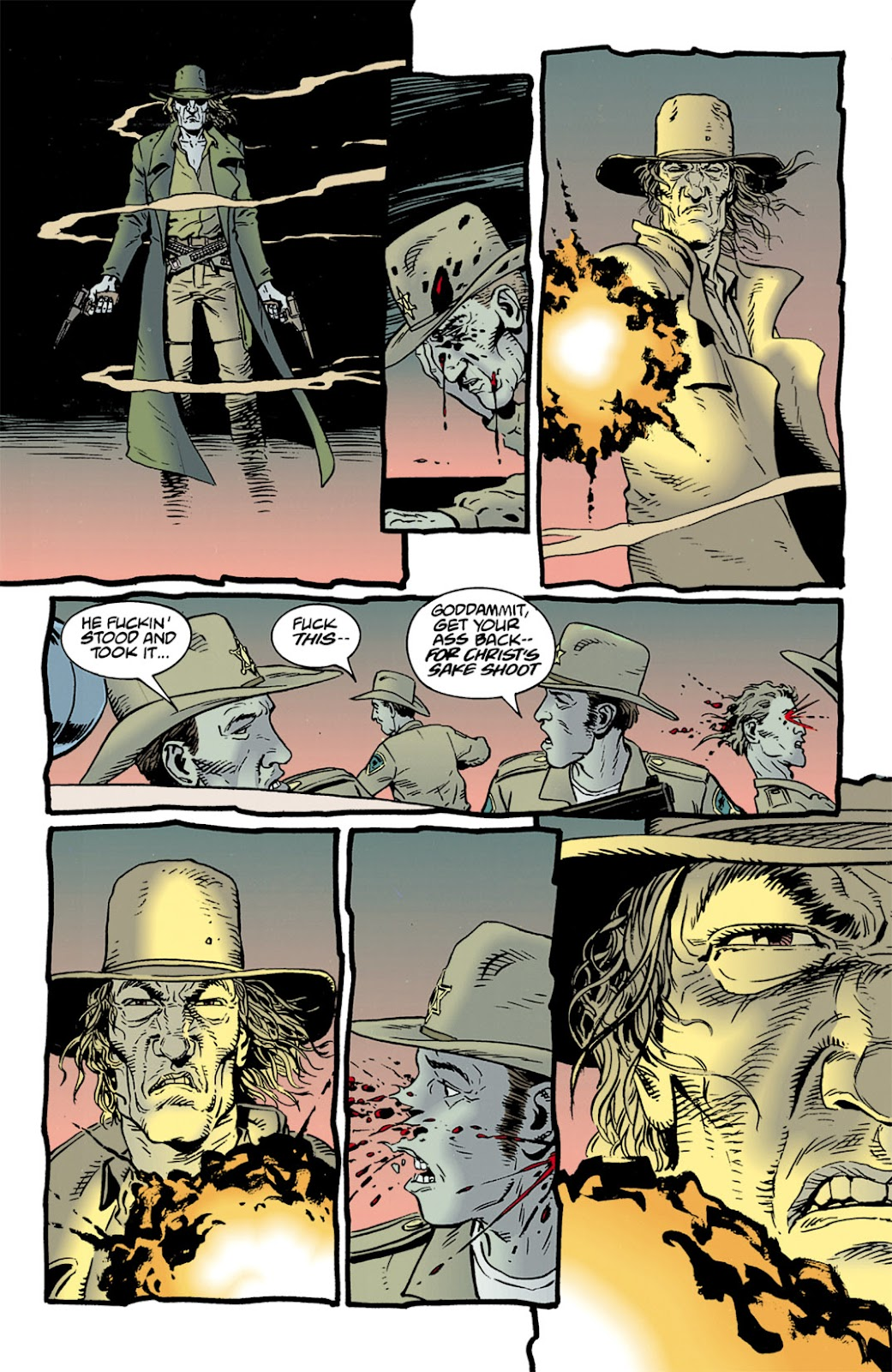 Preacher Issue #2 #11 - English 5