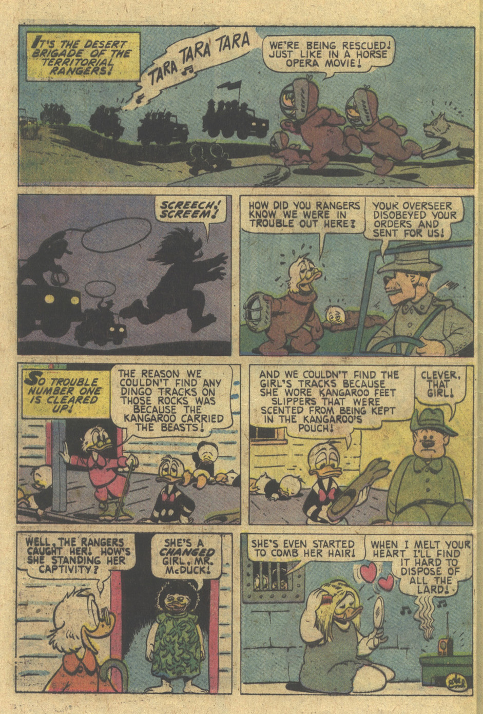 Uncle Scrooge (1953) Issue #128 #128 - English 32