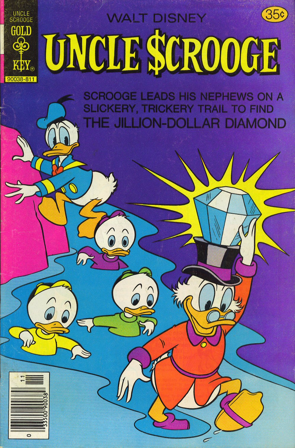 Uncle Scrooge (1953) Issue #158 #158 - English 1