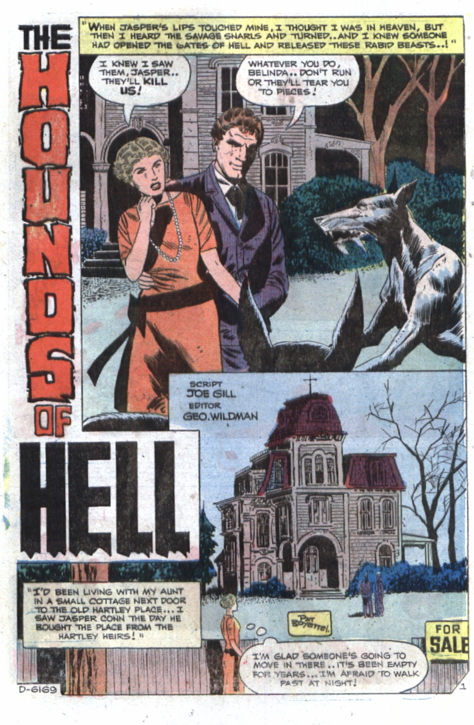 Read online Scary Tales comic -  Issue #36 - 12